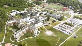 Kungälvs nya sjukhus