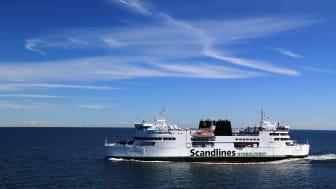Uvildig rapport konkluderer, at Scandlines fastholder stor del af trafikken på Rødby-Puttgarden