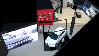Mitsubishi Concept Store