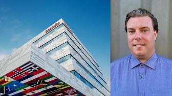 Scandic har rekryterat Martin Plyhr till tjänsten som hotelldirektör för Scandic Landvetter
