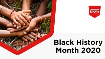 Black History Month: London Sport staff celebrate their Black heroes