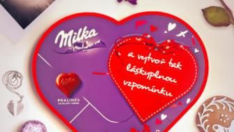 Vizuál k Valentýnské kampani