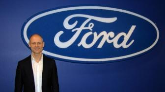 Ford Danmark udpeger ny forretningsansvarlig for personbiler