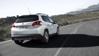 Crossovern Peugeot 2008 lanseras i Sverige