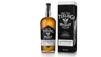 Irländska Teeling släpper Innis & Gunn-lagrad whiskey exklusivt på Systembolaget 6 oktober.
