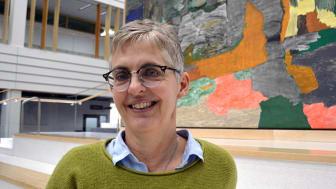 """""""Studien är hoppingivande, särskilt med tanke på att vi ser både förbättrad överlevnad och mindre toxicitet"""", säger Anna Nilsson, specialistläkare i barnonkologi vid Astrid Lindgrens barnsjukhus."""