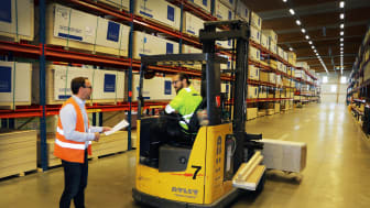 Försäljningen ökade med 7 procent i byggmaterialhandeln under det tredje kvartalet 2020 jämfört med samma period 2019