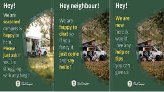 PaulCamper launches 'Happy Camper Cards' for beginner campervanners