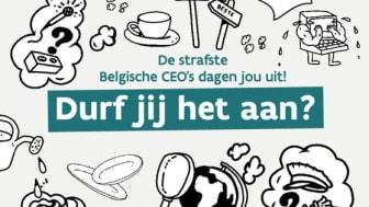 De strafste Belgische CEO's dagen jou uit voor Ideaal Duaal 2019