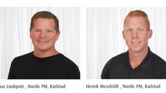 Nordic PM förstärker sin organisation i Karlstad