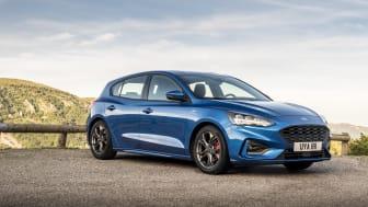 Nye Ford Focus til Norge i juli
