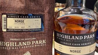HIghland Park Single Cask 16 YO