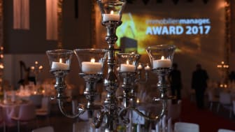 immobilienmanager Award 2017: Die Award-Gala fand im Dock.One am Köln-Mülheimer Hafen statt. Foto: Steffen Hauser