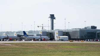 Stockholm Arlanda Airport. Foto: Victoria Ström.