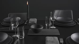 Monochrome:  Villeroy & Boch brings catwalk glamour into your home