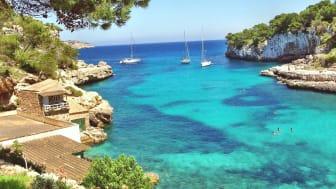 alltours erwartet im Sommer 2020 erstmals über eine Million Gäste in Spanien. Volumenstärkste und wichtigste spanische Destination ist Mallorca. (Foto: Andreas Hermsdorf/pixelio)