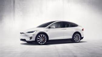 Tesla Model X. Foto: Tesla.