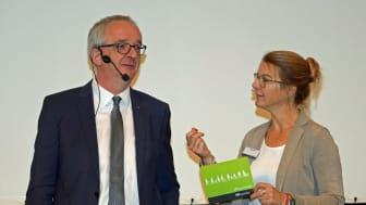 Einige Fragen lässt die neue BauO NRW noch offen – Prof. Thomas Kempen im Gespräch mit Tanja Buß