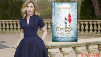 Bästsäljande Natasha Lester äntligen i svensk översättning med prisbelönt roman