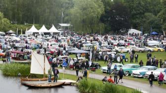 Nostalgia Festival 2015 i Ronneby Brunnspark