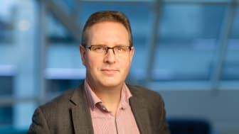Johan Berg, senior partner, Forsen