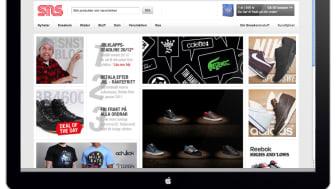 Sneakersnstuff firar elva år på nätet med ny webbshop