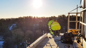 Montage av balkongräcke kan ge rätt till ROT-avdrag