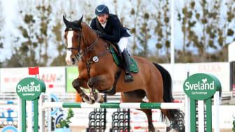 Skåne Grand Prix 1* drar igång i oktober. Foto: Sveland Djurförsäkringar