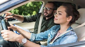 Drømmen om at blive kørelærer er for alvor vakt hos rigtig mange (arkivfoto).