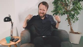 Mattias ger enkla tips på hur du blir mer skärmsmart