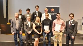 Stipendiater från 2015.