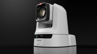 One of the four remote camera system products from Canon for remote and live production.