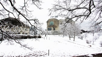 Goetheanum im Schnee_by Sebastian Juengel