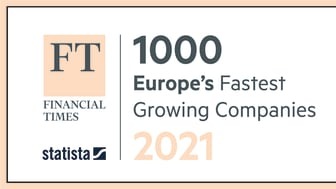 TIS, expert for cloud-based corporate payments, ranked again among the FT1000 Fastest Growing Companies Europe by the Financial Times and Statista. credits: Financial Times & Statista