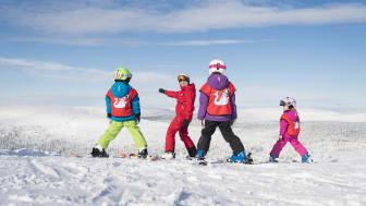 SkiStar lanserar barnolycksfallsförsäkring med Europeiska ERV