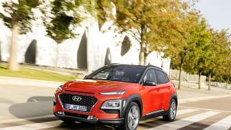 Nya Hyundai Kona.