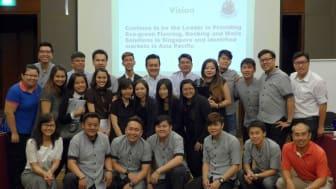 Business Strategic Conference for Evorich Flooring Group