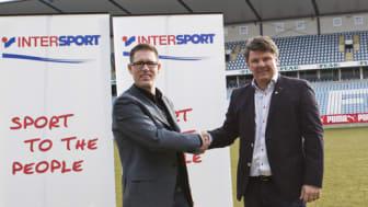 INTERSPORT är ny stolt Officiell Sponsor till Malmö FF