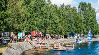Surfbukten – stans skönaste häng i sommar!
