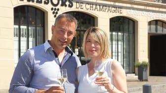 Generös och rik champagne från Montagne de Reims fina mikroklimat