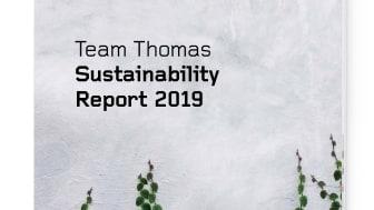 Team Thomas Sustainability Report 2019, Thomas Concrete Group