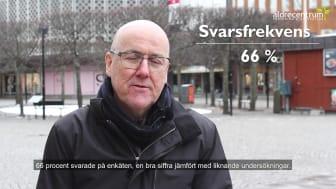 Är Stockholm en äldrevänlig stad?
