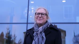 Agneta Erfors, koordinator för EVL vid Högskolan Kristianstad.