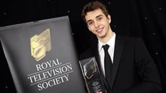 Northumbria graduates score hat-trick at Royal Television Society awards