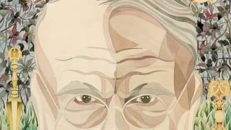 Fredrik Söderberg, C.G. Jung Portrait, 2013