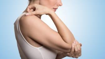 Vor allem in ihren Gelenken verspüren viele Osteomalazie-Patienten einen dumpfen Schmerz. Bild: pathdoc | fotolia