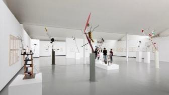 Netherlands artist unveils exhibition at Bury Sculpture Centre