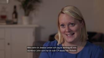 Jessica är syster och anhörig
