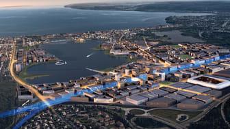 Bild: Södra Munksjön Utvecklings AB