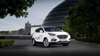 Hyundai blir partner i europeiskt vätgasinitiativ